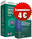 Kaspersky Internet Security & Password Manager - Offre spéciale !