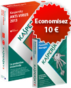 Kaspersky Anti-Virus & Password Manager - Offre spéciale!