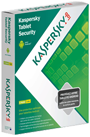 Kaspersky Tablet Security pour Android