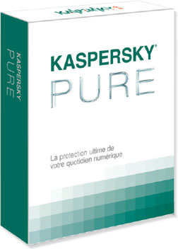 Kaspersky Pure Kaspersky Pure [compatible windows 7]